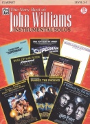 The Very Best Of John Williams - Instrumental Solos + CD / klarinet