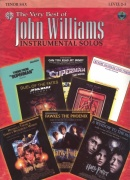 The Very Best Of John Williams - Instrumental Solos + CD / tenorový saxofon