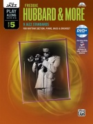 Alfred Jazz Play Along 5 - Freddie Hubbard & More + DVD / doprovod - party rytmická sekce