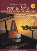 Standard of Excellence: Festival Solos 1 + CD / hoboj
