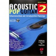 Acoustic Pop Guitar Band 2 + CD - Michael Langer