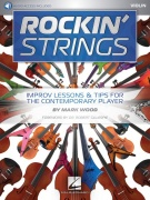 Rockin' Strings: Improv Lessons & Tips For The Contemporary Player - Violin