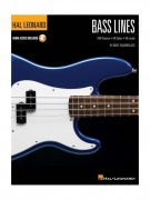 Matt Scharfglass: Bass Lines - Hal Leonard Bass Method