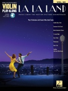 La La Land Violin Play-Along Vol. 69 pro housle