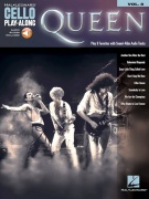 Queen: Cello Play-Along Volume 8 - violoncello