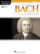 The Very Best of Bach: Instrumental Play-Along pro violu