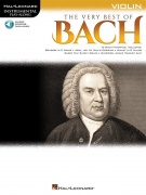 The Very Best of Bach: Instrumental Play-Along pro housle