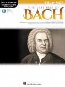 The Very Best of Bach: Instrumental Play-Along pro trubku