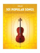 101 Popular Songs pro violoncello