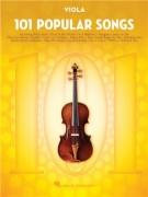 101 Popular Songs pro Violu