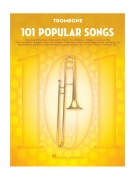 101 Popular Songs pro trombone
