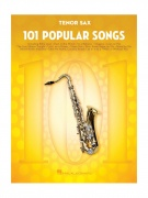 101 Popular Songs pro Tenor Saxophone
