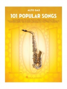 101 Popular Songs pro Alto Saxophone
