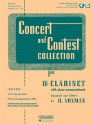 CONCERT & CONTEST COLLECTIONS + Audio Online / klarinet + klavír (PDF)