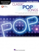 Classic Pop Songs (Alto Saxophone)