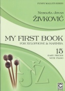 My First Book for Xylophone and Marimba