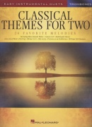 Classical Themes for Two / trombon (pozoun)
