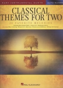 Classical Themes for Two / altový saxofon