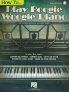 How To Play Boogie Woogie Piano (Book/Online Audio)