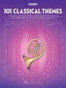 101 Classical Themes for Horn skladby pro lesní roh