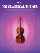 101 Classical Themes / viola