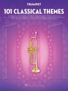 101 Classical Themes for Trumpet pro trubka (trumpeta)