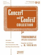 Concert and Contest Collection for Trombone+ Audio Online / trombon + klavír (PDF)