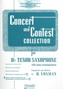 CONCERT & CONTEST COLLECTIONS + CD / tenorový saxofon