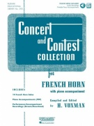 CONCERT & CONTEST COLLECTIONS + Audio Online / lesní roh + klavír (PDF)