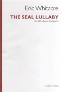 The Seal Lullaby SATB a klavír od Eric Whitacre