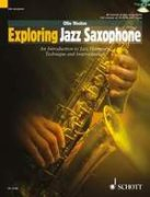Exploring Jazz Alto Saxophone + CD - An Introduction to Jazz Harmony, Technique and Improvisation - Ollie Weston
