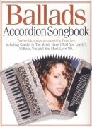 Accordion Songbook - BALLADS