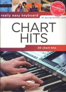 Really Easy Keyboard - CHART HITS (jaro-léto 2018)