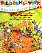 Musical Jokes - 28 Easy Piano Pieces for Children