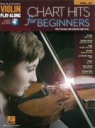 Violin Play-Along Volume 51: Chart Hits For Beginners (Book/Online Audio)