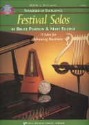 Standard of Excellence: Festival Solos 3 + Audio Online / klarinet