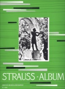 Strauss: ALBUM / housle + klavír