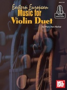 Mary Ann Harbar: Eastern European Music For Violin Duet (Book/Online Audio)