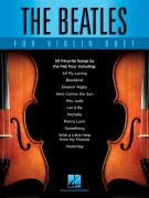 The Beatles For Violin Duet - pro dvoje housle