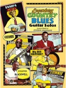 Legendary Country Blues Guitar Solos (Book/Online Audio)