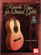Steve Eckels: Romantic Arias For Classical Guitar (Book/Online Audio)