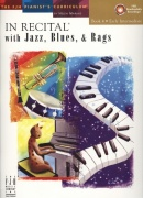 In Recital with Jazz, Blues & Rags 4 + Audio Online