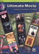 ULTIMATE MOVIE Instrumental Solos + CD / klarinet + klavír (PDF)
