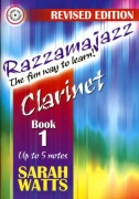 Razzamajazz Clarinet Book 1 + CD