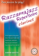 Razzamajazz Repertoire Clarinet + CD
