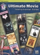 ULTIMATE MOVIE Instrumental Solos + CD / tenorový saxofon + klavír (PDF)