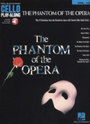 Cello Play-Along 10 - The Phantom of the Opera + Audio Online