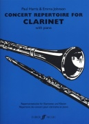 Concert Repertoire for Clarinet / klarinet + klavír