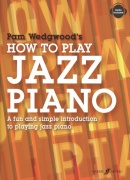 How To Play JAZZ PIANO (Jak hrát jazz na klavír) by Pam Wedgwood + Audio Online
