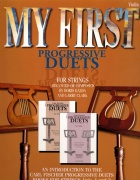 My First Progressive Duets - Violin